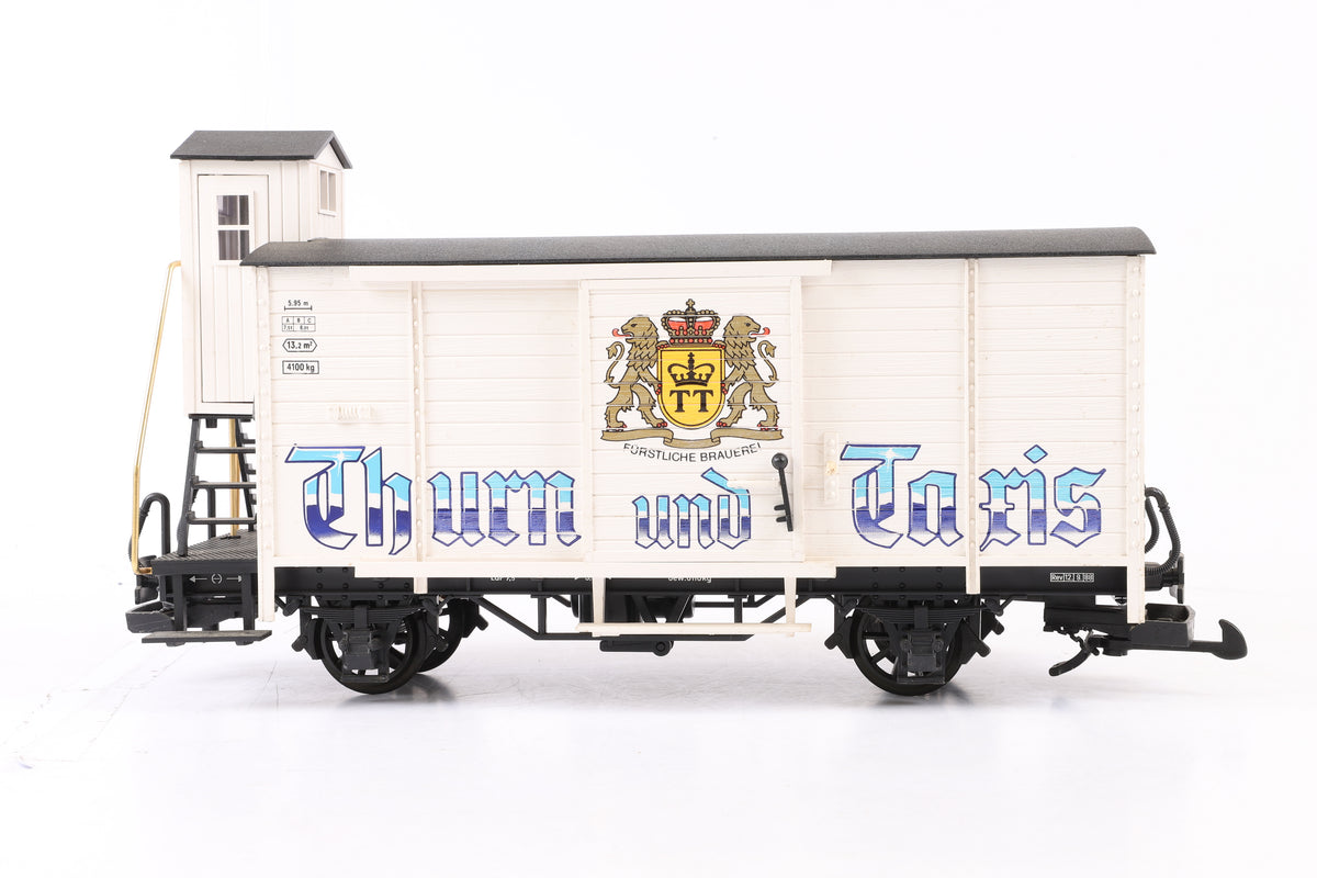 LGB G Scale 4126 Thurn and Taris Beer Car