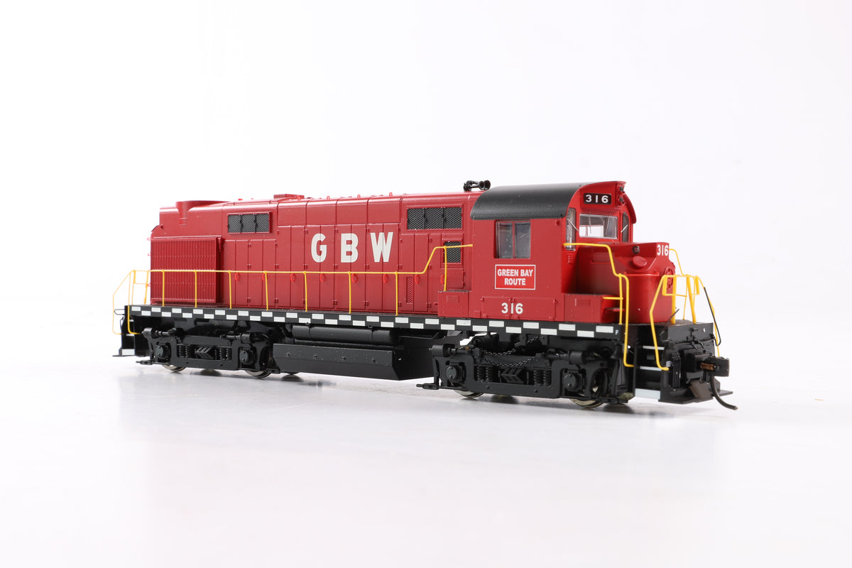 Walthers/Proto 2000 Series HO 920-31341 GB&W #316 Limited Ed., DCC Sound