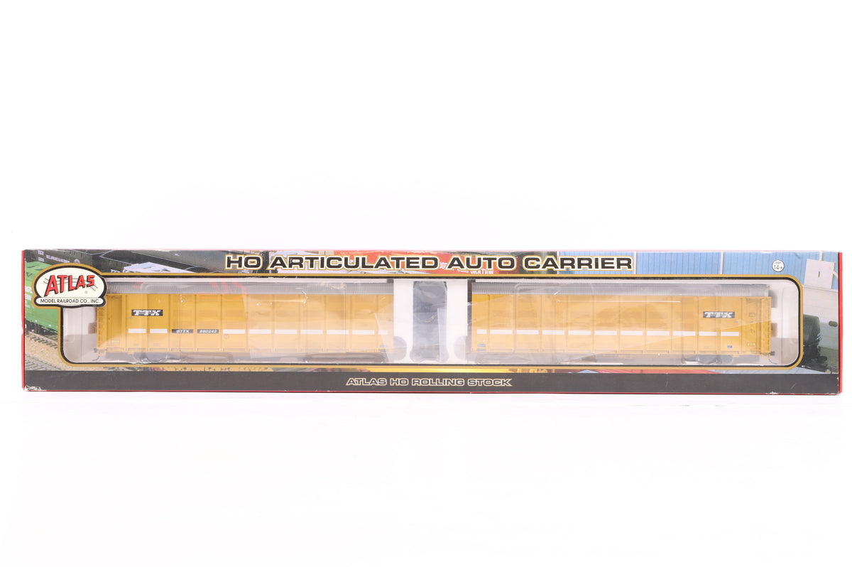 Atlas HO #20 000 239 Articulated Auto Carrier TTX Road #880242