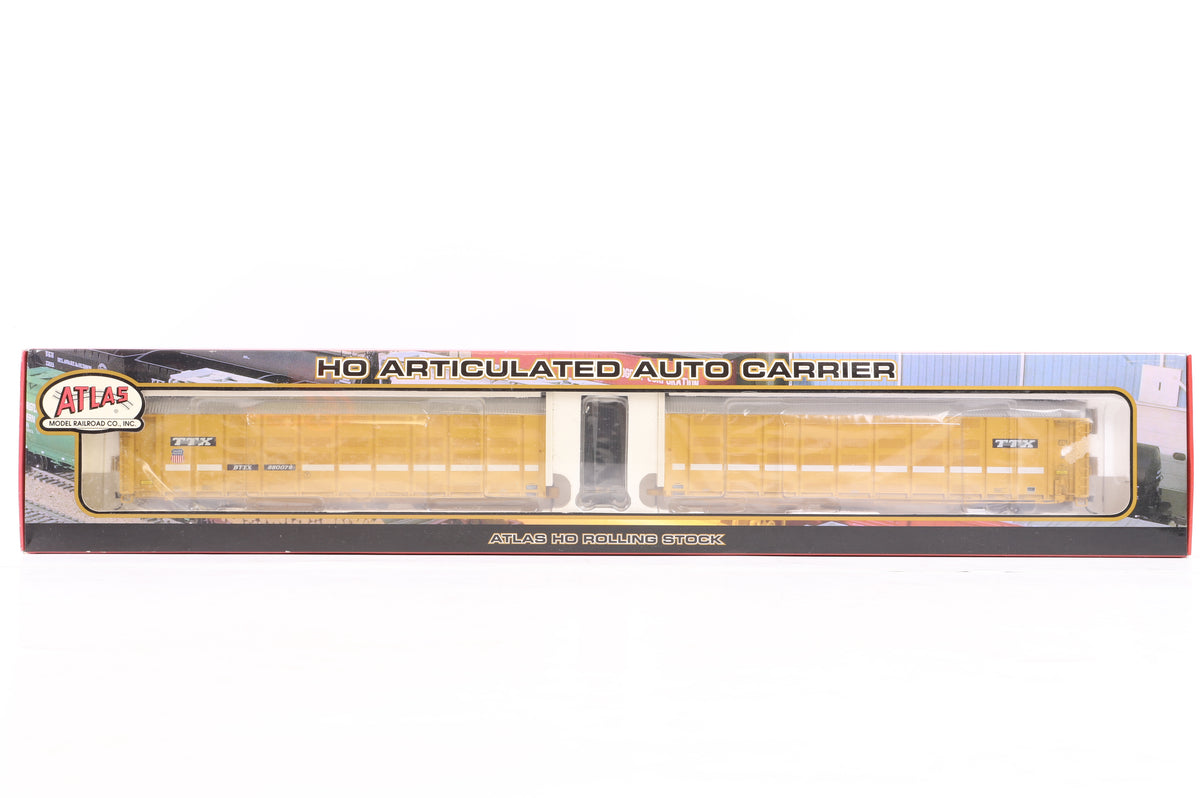 Atlas HO 6333-4 Articulated Auto Carrier Union Pacific Road #880079