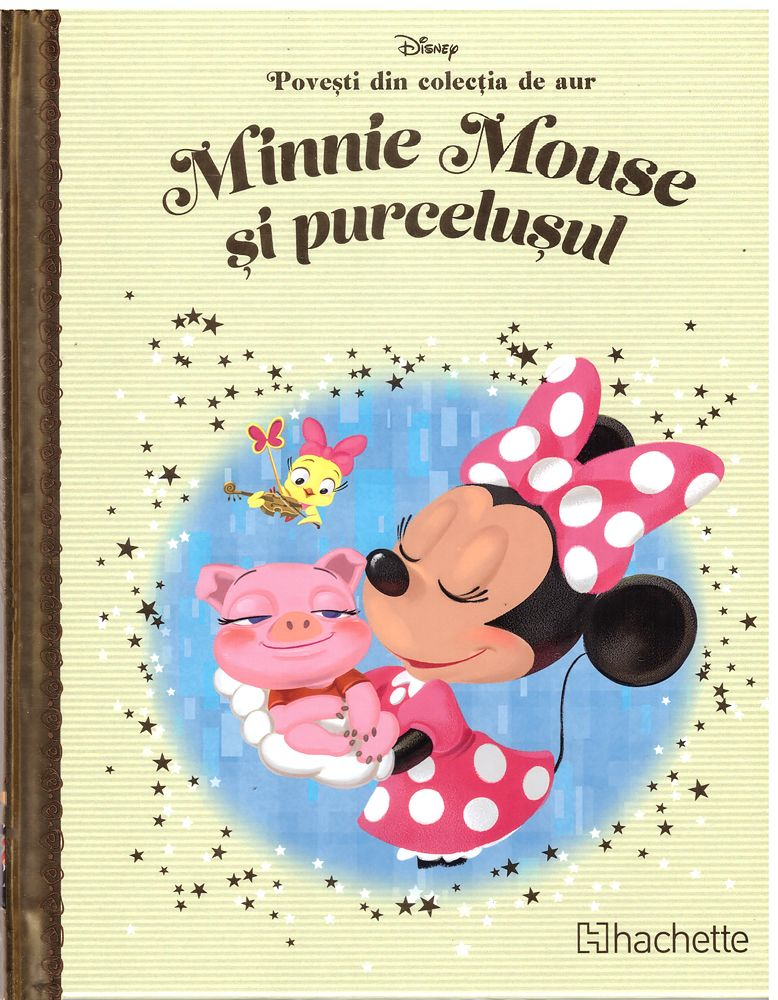 Minnie Mouse si Purcelușul, Nr 26