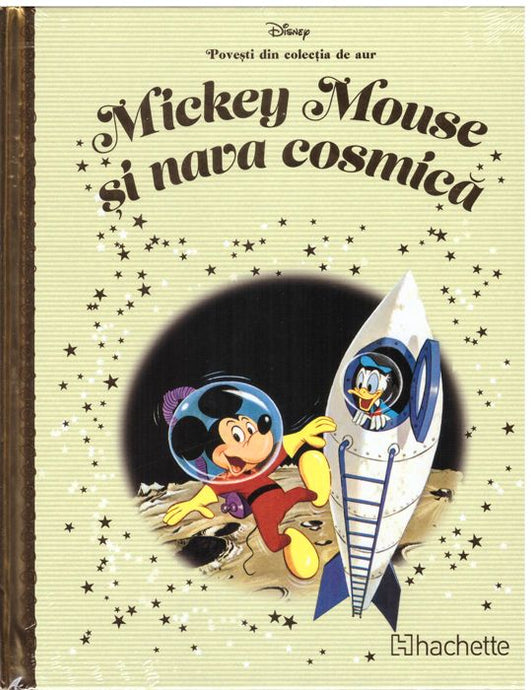 Mickey Mouse si nava cosmica, Nr 100