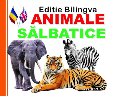 Animale salbatice, carte cartonata