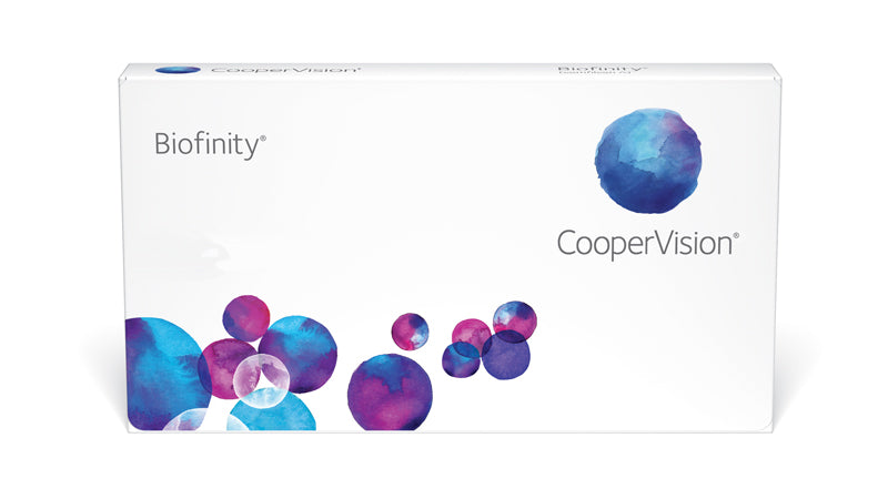 Biofinity (From $35 After Rebate)