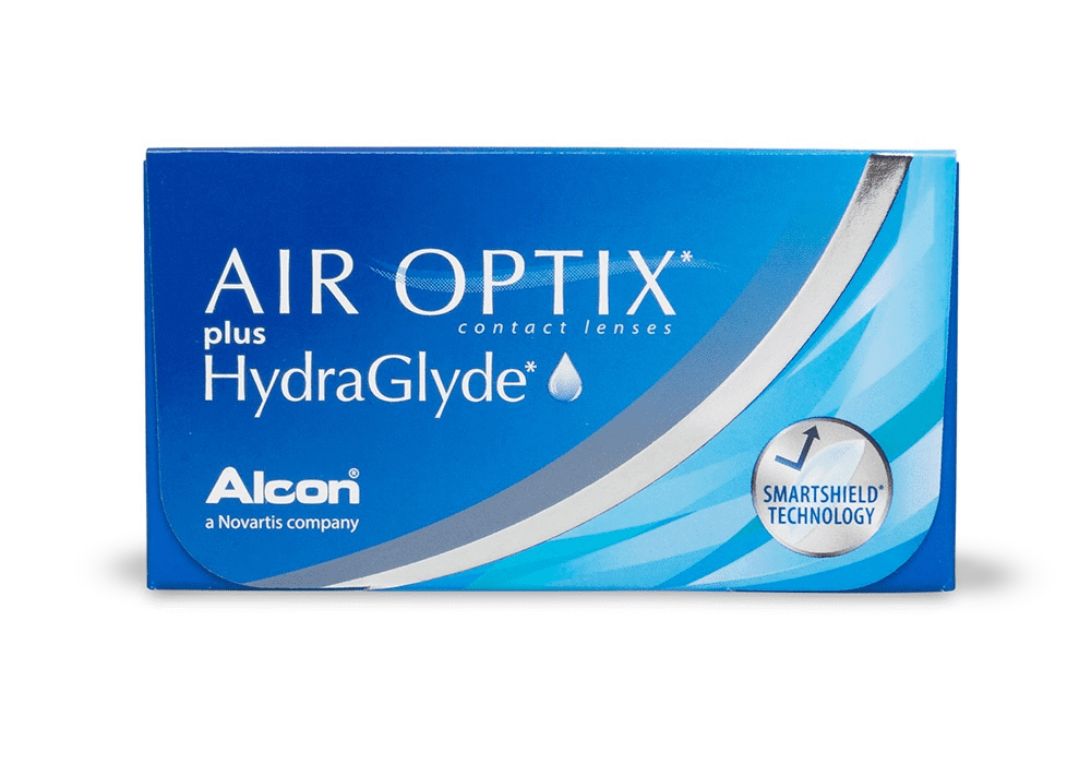 Air Optix Hydraglyde (From $35 After Rebate)