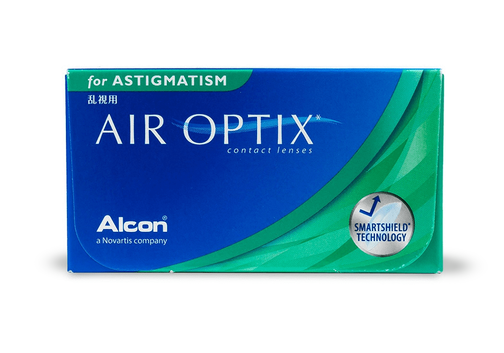 Air Optix for Astigmatism (From $60 After Rebate)