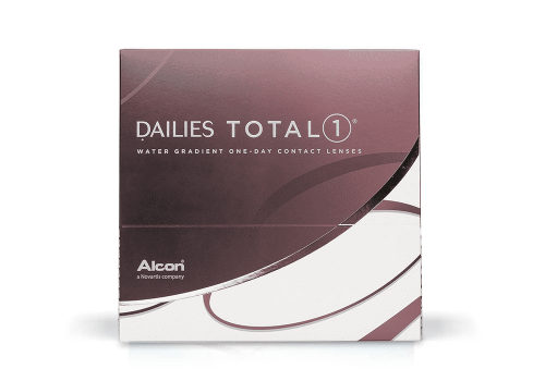 Dailies Total 1 (90 Pack) - From $90 After Rebate