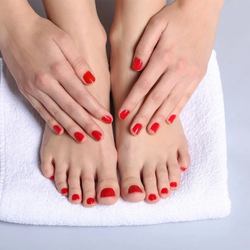 Pedicure Spa Con Gel