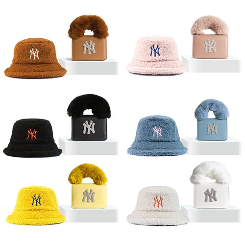 NY Bag and Hat Set (Preorder)