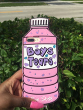 Load image into Gallery viewer, Boys Tears Phone Case