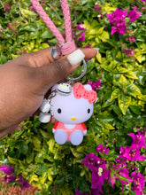 Load image into Gallery viewer, Hello Kitty Keychain