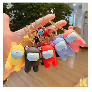 Among Us Keychains