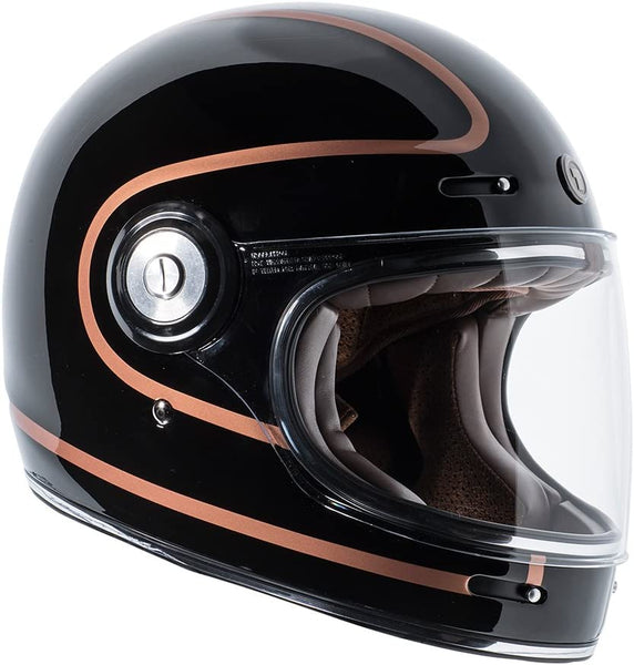 Copper Pin Full Face Helmet