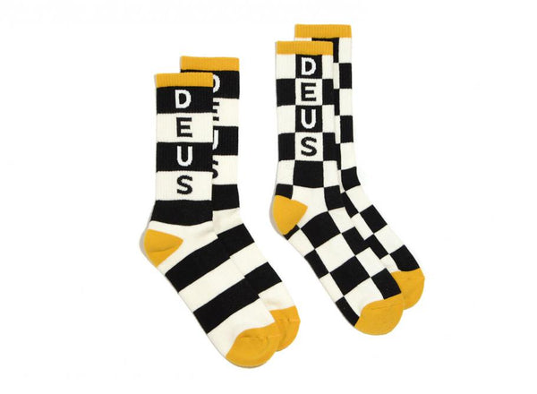 Boneless Socks 2-Pack - 2 Pack Multi