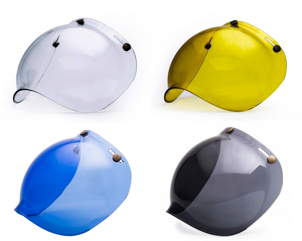 Urban Bubble Shield - Blue | Clear | Yellow | Smoke