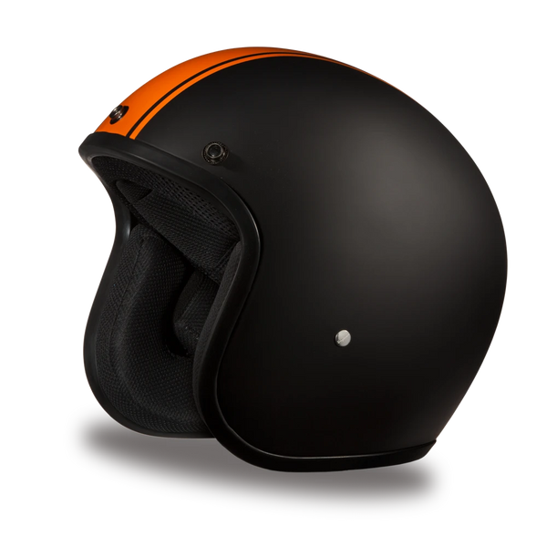 Daytona Retro Open Face Orange