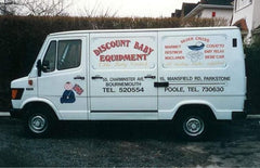 Bournemouth Baby Centre Old Style Van