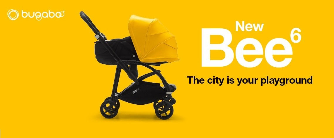 bugaboo bee 6 pram pushchair Bournemouth baby centre