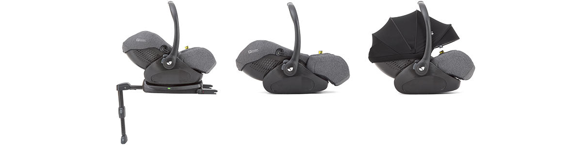 Joie i-Level Car Seat Coal