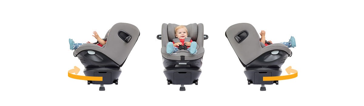 Joie i-Spin 360 i-Size Rotating Extended Rear Facing Car Seat