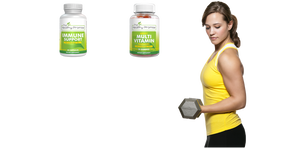 workout vitamins supplements healthy immune