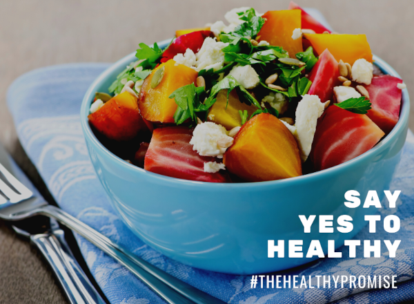 the healthy promise vitamins supplements recipes say yes to healthy