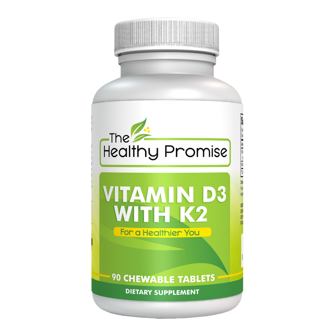 d3 k2 dietary vitamin supplement healthy