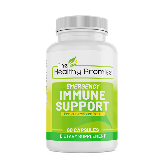 emergency immune support dietary vitamin supplement healthy