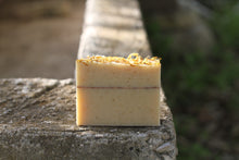 Load image into Gallery viewer, Handcrafted Soap - Goats Milk - Orange & Clove - 3 Pack