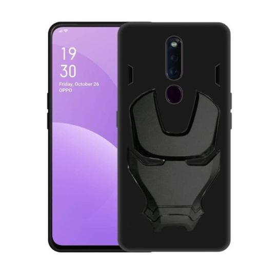 Ironman Engraved Case for Oppo f11 pro