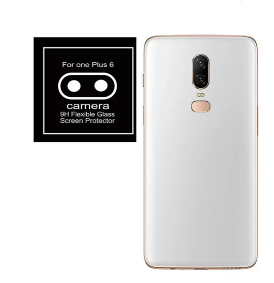 Protect your Oneplus 6 Camera Lens