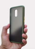 Green Smoke Silicone Protection Case For OnePlus 6T