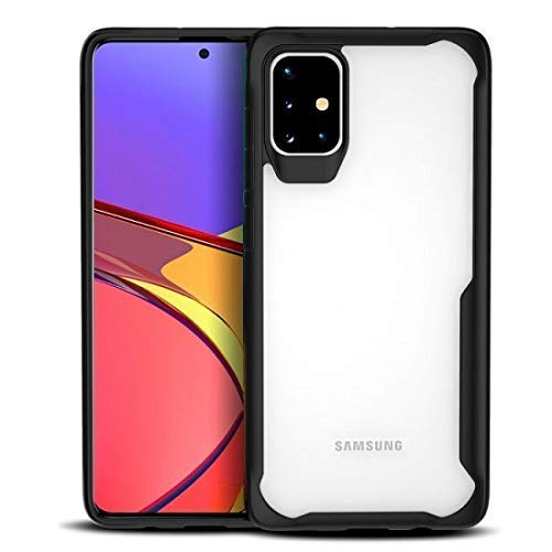 Shockproof Transparent Protection Silicone Case For Samsung A51