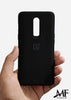 Black Ultrasoft Silicon Case For OnePlus 6