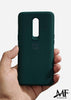 Dark Green Ultrasoft Silicone Case For OnePlus 6