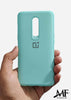 Aqua Blue Ultrasoft Silicon Case For Oneplus 6