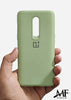 Light Green Ultrasoft Silicon Case For Oneplus 6