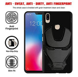 Ironman Engraved Case for Vivo V9