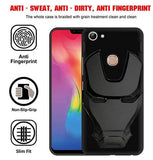 Ironman Engraved Silicone Case For Vivo Y83