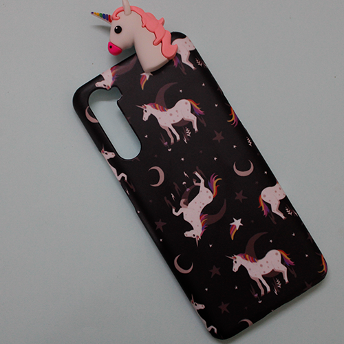 Black Unicorn Toy Case Available For 350+ Models