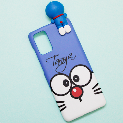 Doraemon Toy With Customized Name Case Available For 350+ Models