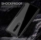 Shockproof Transparent Protection Silicone Case For OnePlus 7 pro