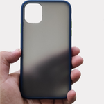 Blue Smoke Silicone Protection Case For Apple Iphone 11
