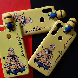 Minion Toy Name Case Available For 350+ Models