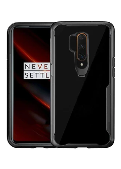 Shockproof transparent protection Silicone case For Oneplus 7t pro