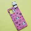 Pink Mini Panda Toy Case Available For 350+ Models
