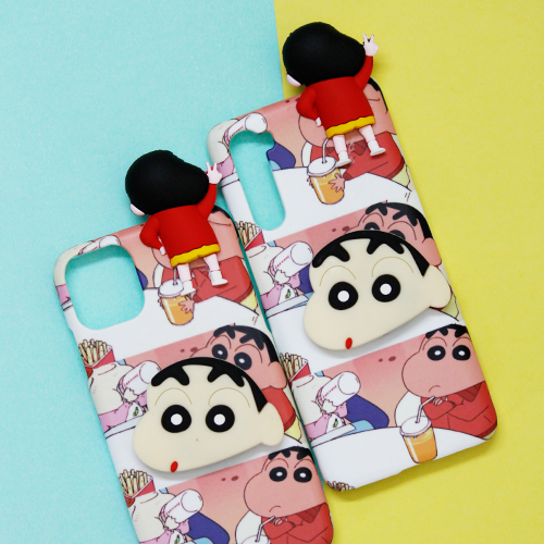 Shinchan Toy and Griper Case Available For 350+ Models