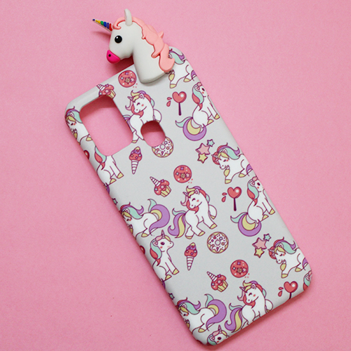 Light Blue Unicorn Case Available For 350+ Models