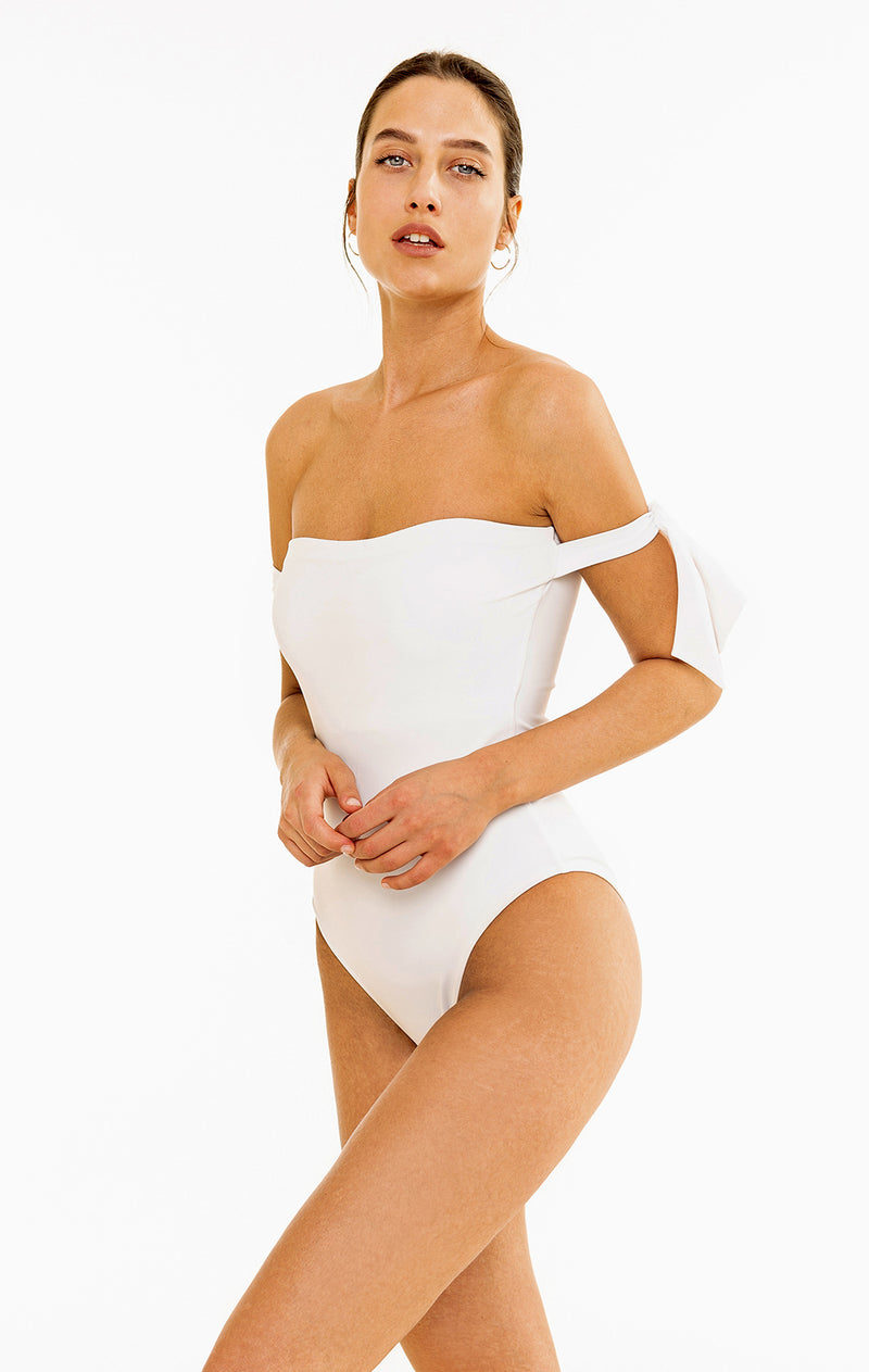 Colony One-Piece (White)