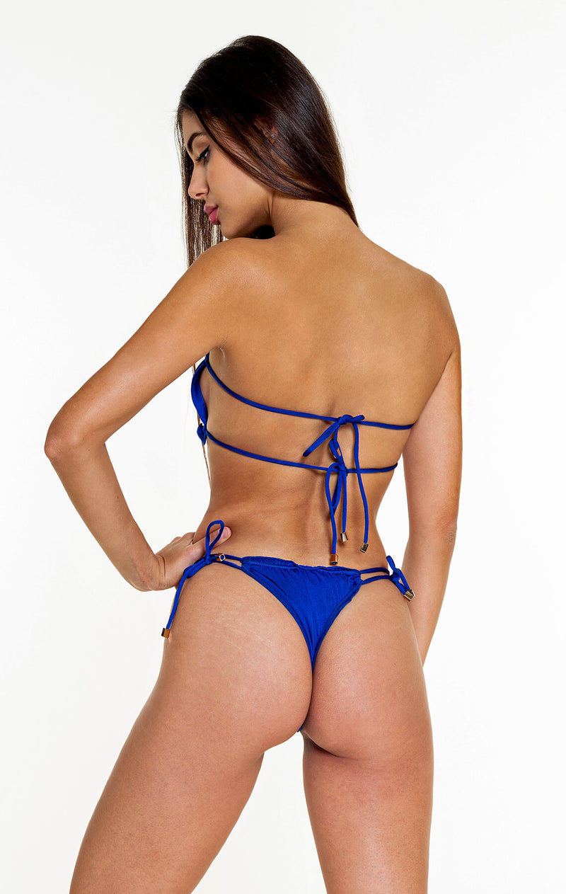 Brazilian Bottom (Shiny Blue)